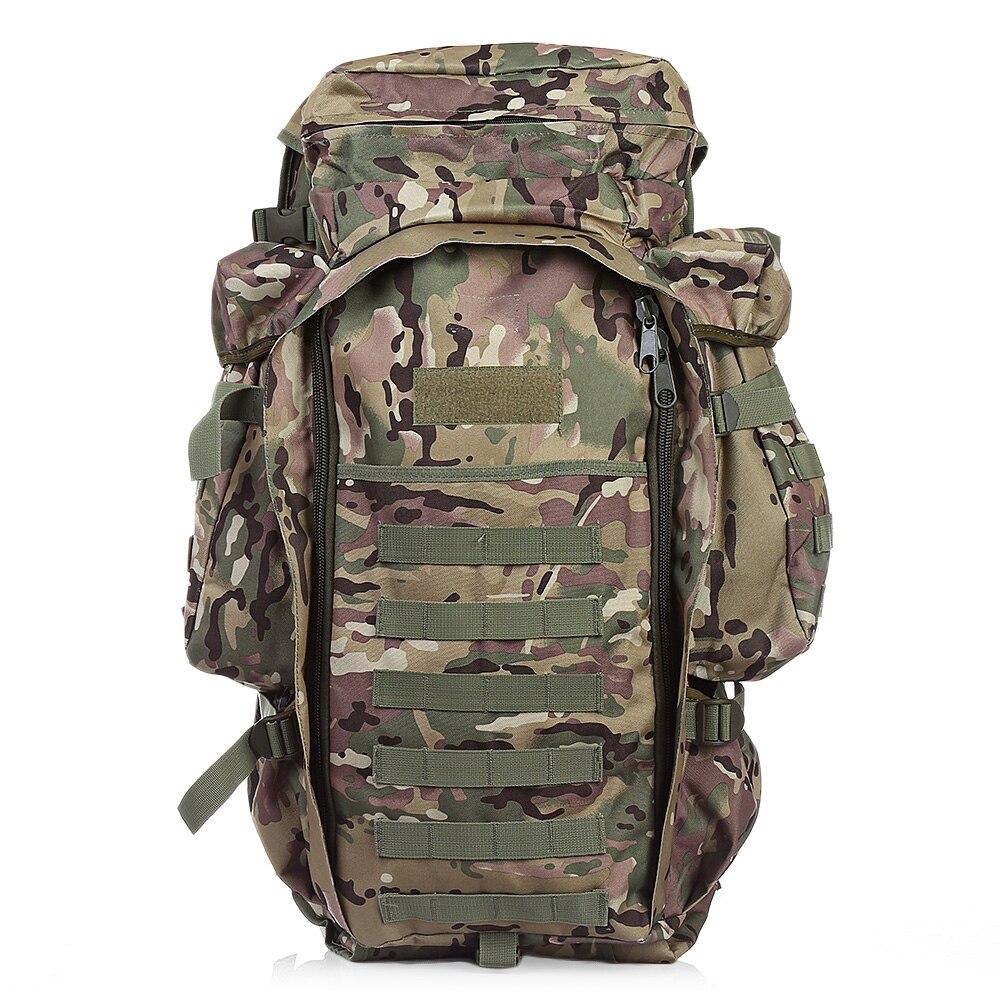 60L Outdoor Military Rucksack Pack Rucksack Sport Jagd Schießen ...