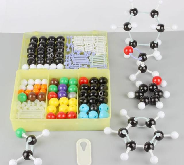 Chemical molecular structure model organic formula stick model high chemical molecular structure model organic formula stick model high school chemistry lab educational equipment atom model ccuart Gallery