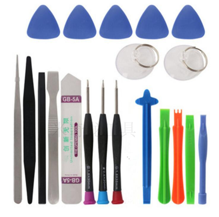 SALE! Mobile Phone Repair Tools Kit Spudger Pry Opening Tool Screwdriver Set for iPhone 6S 6 5s 5 Samsung Phone Hand Tools Set