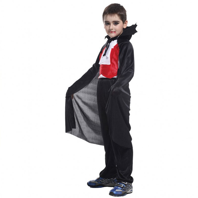 dracula vampire boy toddler kids halloween costume in boys costumes from novelty special use on aliexpresscom alibaba group - Vampire Pictures For Kids