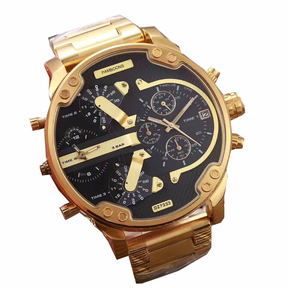 pamboons top skeleton mechanical watch automatic men. Black Bedroom Furniture Sets. Home Design Ideas