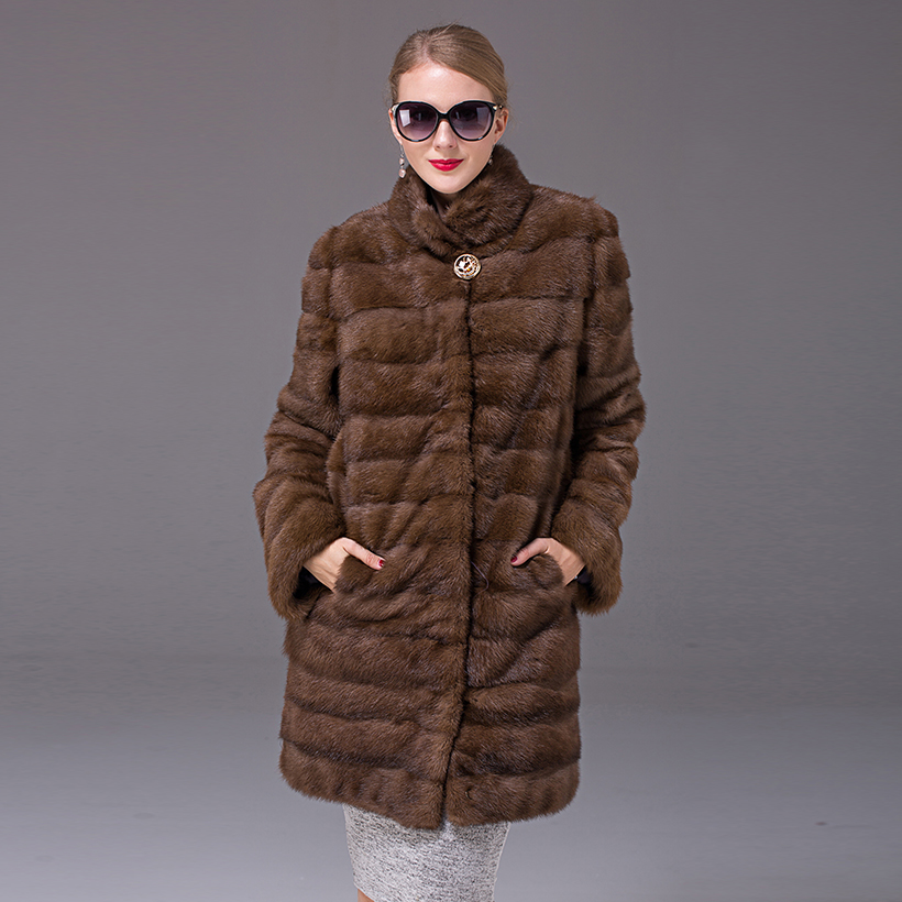 Online Buy Wholesale real mink coat from China real mink coat