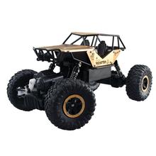 Children RC model toy 1/18 2.4GHZ 4WD Radio Remote Control Off Road RC Car ATV Buggy Monster Truck for Children  D40