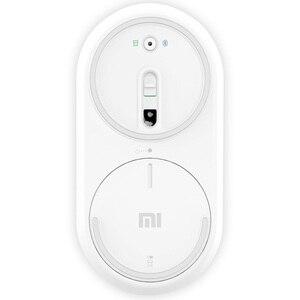 Image 5 - 원래 Xiaomi Mi 무선 마우스 휴대용 게임 Mouses 2.4GHz WiFi 블루투스 4.0 제어 연결 알루미늄 합금 ABS 소재