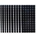Солнечная энергетическая система 2 кВт 2000 Вт Placa Солнечная монокристаллическая 200 Вт 36В 10 шт 24В зарядное устройство выкл/вкл сеточная систем...