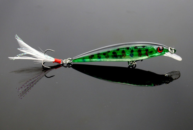 Minnow Shallow Jerkbait Set