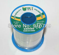 SZBFT 500g 0.5/0.6/0.8/1.0mm Tin Lead Melt Core Solder Soldering Wire Reel welding wire free shipping drop shipping