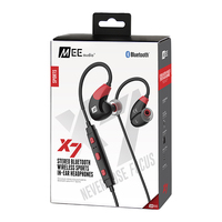 2017 Newest MEE Audio X7 Stereo Bluetooth Wireless Sports Running In Ear HD Headphones With Mic