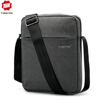 Tigernu Fashion Crossbody Bag Men Shoulder Bag Oxford Messenger Bag Business Briefcase Women Leisure Summer Messenger Bag