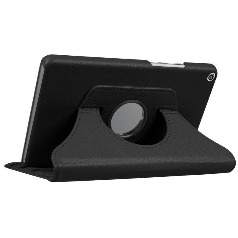 360 Rotation PU Leather Stand Case Cover For Huawei Mediapad M3 Lite 8.0 CPN-W09 CPN-AL00