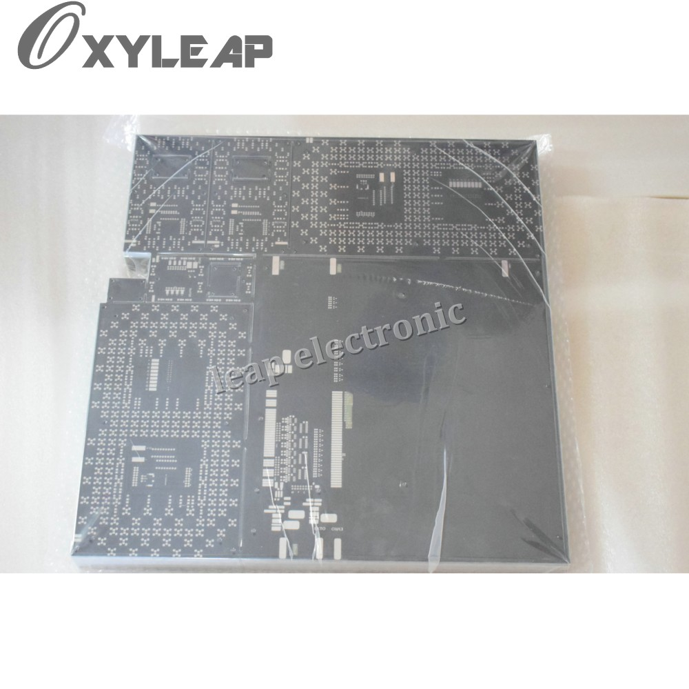 Buy Fr4 Double Sided Circuit Board Pcb Prototype Product Name Immersion Gold Printed Matt Black Assembly Ledled Aluminum Base Plate2mm Material