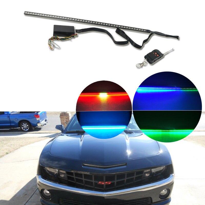 7 Bulbs 6000K Xenon White LED Interior Dome Light Kit For 2010-2014 Ford Mustang