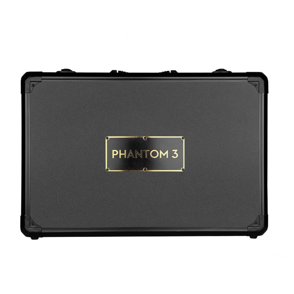 1pcs Special Aluminum Case Protective Protector Carry Out Box For Phantom 2 3  phantom 3 4 inspire1 osmo x5 3 accessories aluminum carrying bag box holder protector sd sdhc cf memory card case
