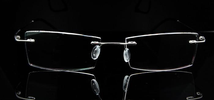 Rimless Eyeglasses Frames (9)