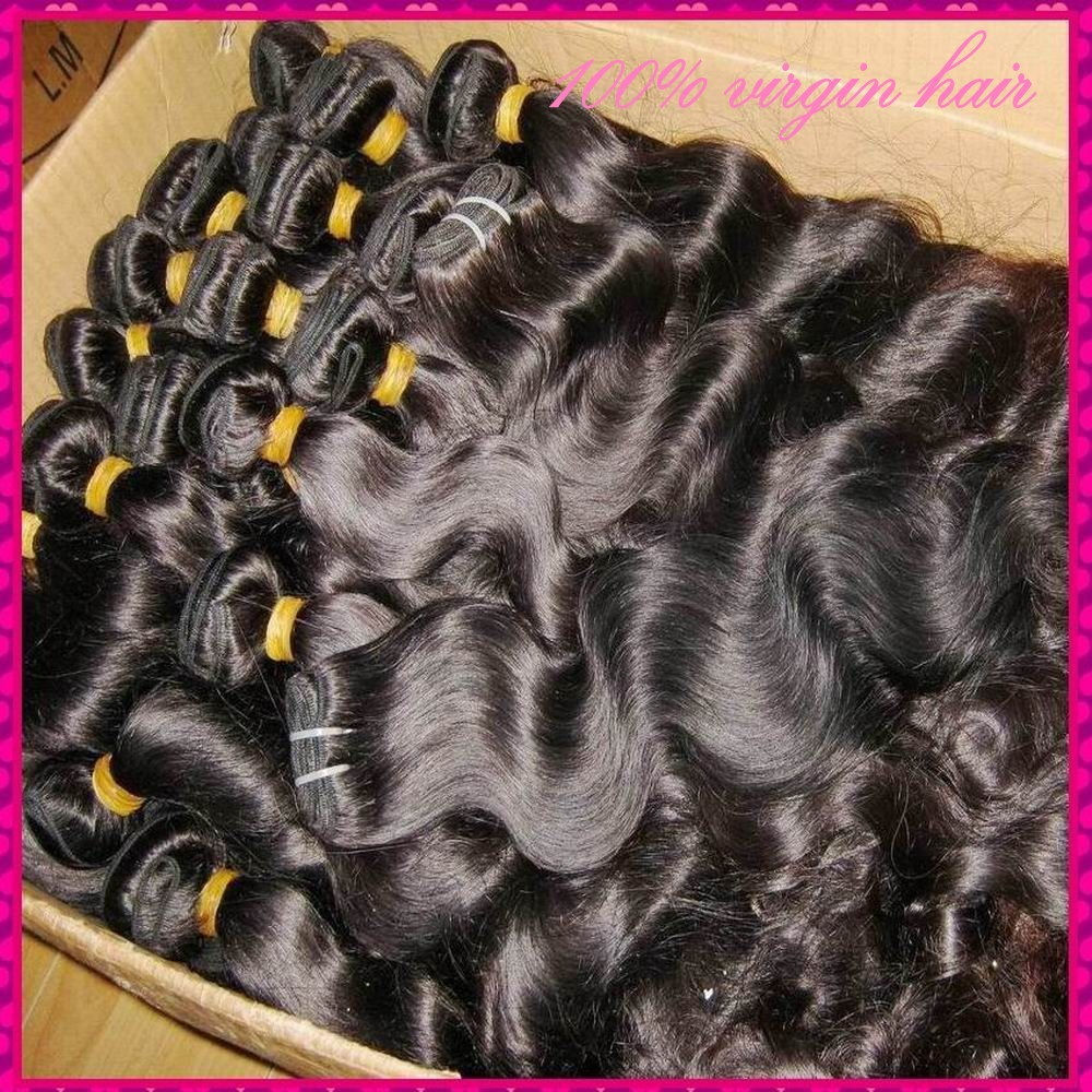 Affordable 8a Virgin Hair Natural Body Wavy Cambodian Wave 3 Bundles