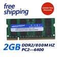 KEMBONAใหม่2กิกะไบต์pc2 6400 ddr2 800เมกะเฮิร์ตซ์200pin sodimmแล็ปท็อปโน๊ตบุ๊คRAM SO- DIMMจัดส่งฟรี