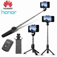 huawei Honor AF15 Bluetooth селфи палка штатив портативный беспроводной управление монопод ручной для iOS/huawei/Xiaomi телефон