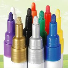 Многоцветная ручка для краски автомобиля, ручка для рисования граффити, Высококачественная масляная ручка, ручка для подправки шин, ручка для вывески граффити G0971, фирменная ручка для шин