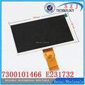 ЖК-Экран Панель для 7 Tablet PC Newsmy n17 800*480 ЖК-Экран 7300101466 E231732 ЖК-Дисплей Бесплатная доставка