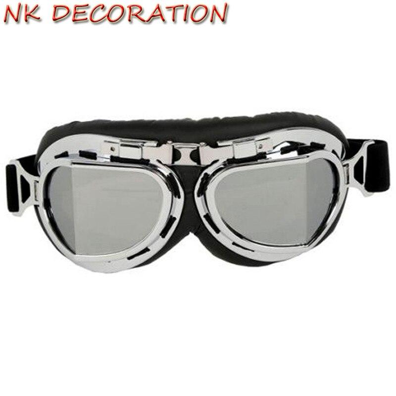 NK DECORAZIONE Vintage Eyewear Steampunk Occhiali Occhiali Saldatura  Occhiali Per La Festa Di Carnevale Della Mascherina Del Partito Di Cosplay  Gothic ...
