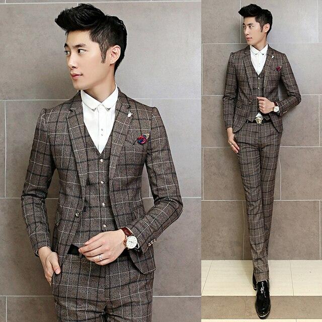 Vintage style mens suits