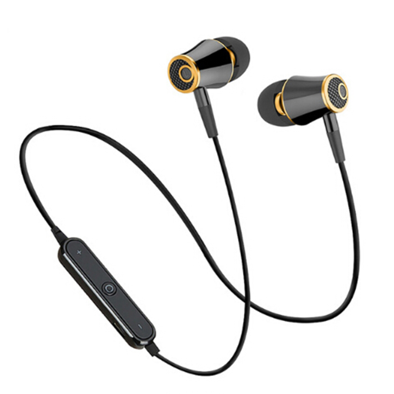 Adaptable Moudou Bluetooth Headphones With Mic Wireless Bluetooth Earphone Sport Sweatproof Bass Music Headset For Mobile Phones At Any Cost Consumer Electronics