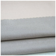 Copper Nylon double layer functional stretch fabric