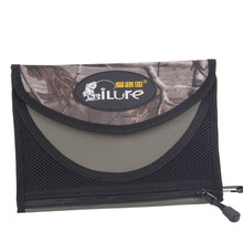 fishing soft lure bag waterproof Canvas bags Lure tool box accessories bag