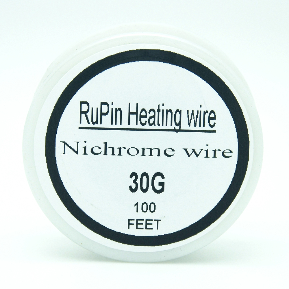 Nichrome wire 26 Gauge 100 FT 0.4mm Cantal Resistance Resistor AWG ...