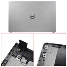 For INSPIRON 15 5000 5555 5558 LCD Back Cover Case CN-00YJYT 0YJYT For DELL 15 6 led lcd touch screen for dell inspiron 15 5555 5558 5559 b156xtk01 0 0wwjy1 rplacement display