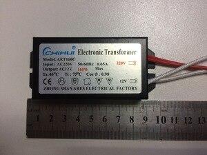 Image 3 - Nuovo Trasformatore Elettronico 160W G4 220V a 12V Per La Bassa Tensione Perle di Luce di Cristallo Lampada Alogena