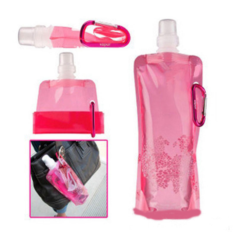 Bottles Protection-Cup Folding Environmental Hiking Sports Running My 480ml Outdoor Camping