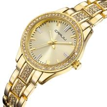 2017 New Luxury Brand Women's Quartz Watch Date Day Clock Stainless Steel Watch Ladies Fashion Casual Watch Women Wrist Watches цена