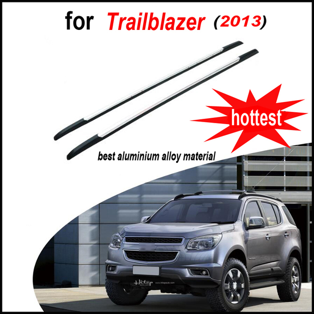 Roof rack luggage rail roof bar for chevrolet trailblazer best roof rack luggage rail roof bar for chevrolet trailblazer best aluminium alloyiso9001 quality mozeypictures Image collections