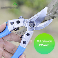 Top Alta SK steel shears Garden Bonsai Scissors Shears Gardening Shears Pruning Trees Grafting Scissors Tool 1025aluminum alloy