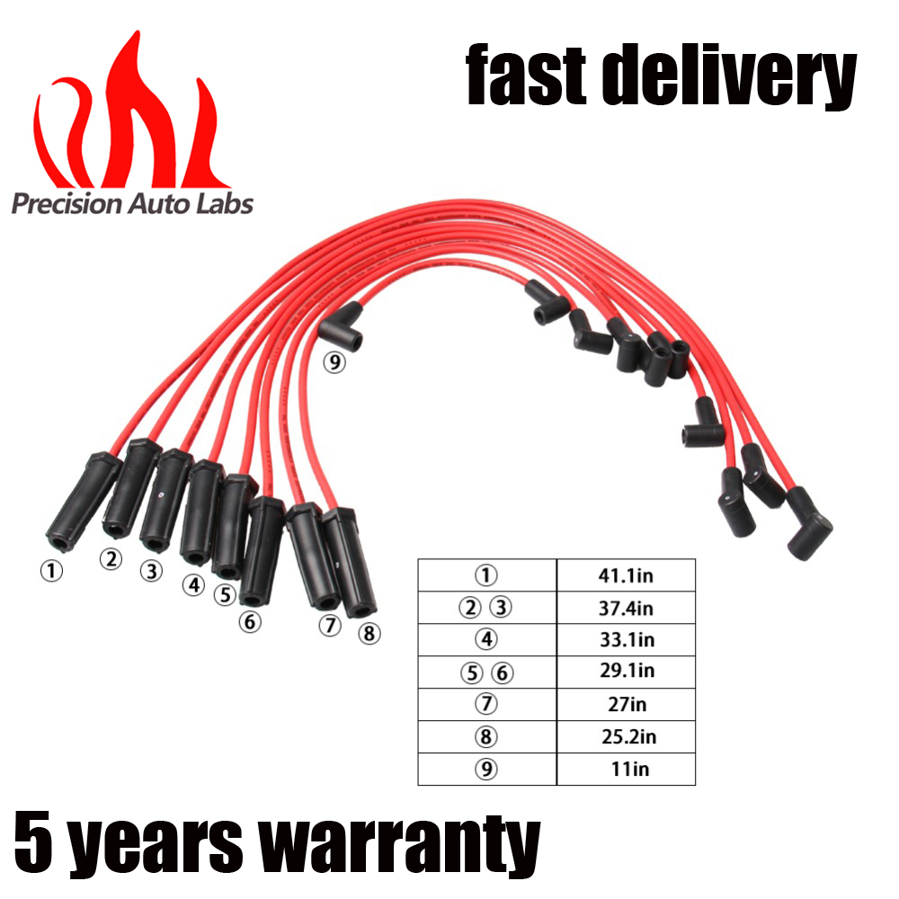 Buy Acdelco Plug Wires And Get Free Shipping On 3 Wire Wiring