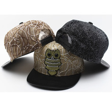 Boy Fashion Personality Baseball Caps Animal Totem Owl Kids Hat Boys And Girls Outdoor Hip Hop For Children