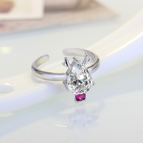 free luxe wedding anti austrian collections bling with rings nickel sets image cut ring aaa zircon carat travel cubic round product