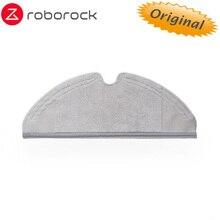 Roborock aspirador de pó original, peça de limpeza de aspirador robótico, esfregão para aspirador roborock, 4 peças (2 caixas)/lote lote