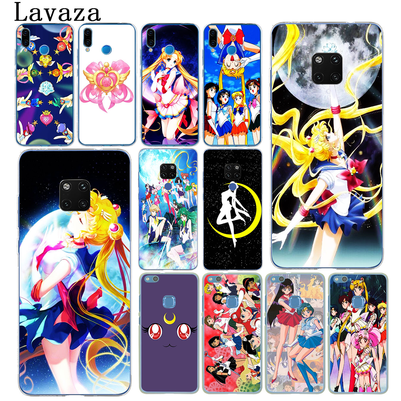 Phone Bags & Cases Diplomatic Lavaza Soldier Sailor Moon Bishoujo Senshi Phone Case For Huawei Nova 4 3 3i 2i Lite Cover For Huawei Mate 20 10 P20 Pro Lite Half-wrapped Case