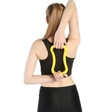 Yoga Circle Yoga Stretchdline Ring Home Women Fitness Equipment Fascia Massage Workout Pilates Bodybuilding Exercise 2018