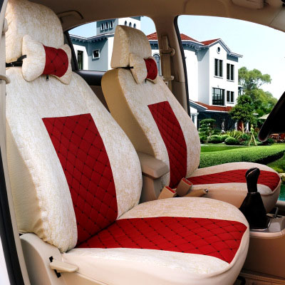 Custom Car Seat Cover for auto 7 Seats Nissan Patrol y61 y62 y60 Buick Enclave Dodge Journey JCUV car accessories car styling shineka car styling abs dashboard panel copilot decorative strips cover trim for nissan patrol y62 2017