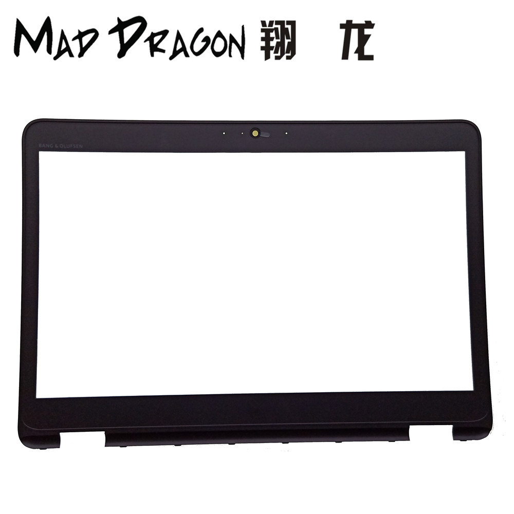 MAD DRAGON new Brand Laptop LCD Bezel For HP EliteBook 840 G3 745 G3 No Touch Screen Front Frame Cover Case 821160-001