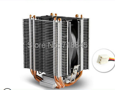 9cm fan 4 heatpipes,tower side-blown,Intel LGA775/1150/1155/1156,AMD 754/939/940/AM2/AM2+/AM3 FM1/FM2 radiator,CPU mute cooler three cpu cooler fan 4 copper pipe cooling fan red led aluminum heatsink for intel lga775 1156 1155 amd am2 am2 am3 ed