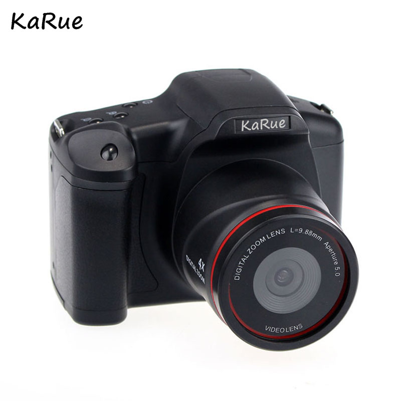 karue DC-XJ05 CMOS PAL.NTSC HD Windows XP HD 720P 2.8 Inch LCD 12MP 32GB SD Card Camcorder DV Digital4x ZOOM digital camera