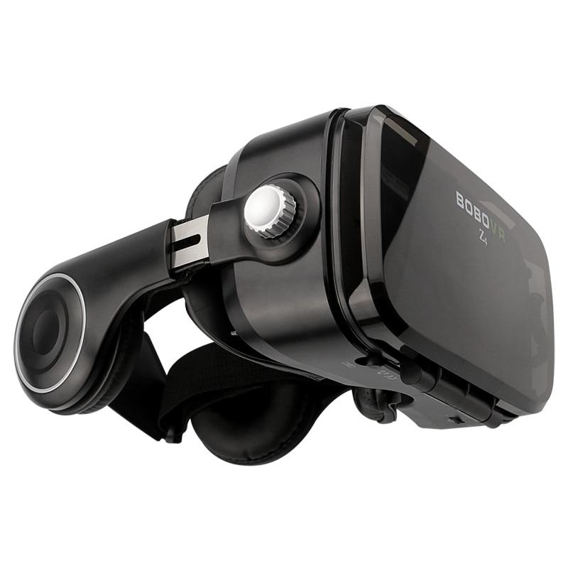 VR BOX BOBOVR Z4 Virtual Reality goggles 3D Glasses Google cardboard BOBO VR GLASSES Z4 Headset for 4.3 - 6.0 inch smartphones 18