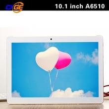 Оптовая продажа 20 шт./лот x6000 планшетные пк android 5.1 tablet pc Новый Фасад 10.1 дюймов Quad Core tabletter компьютер android Tablet 85 $
