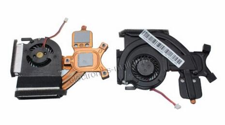 For IBM For Lenovo For ThinkPad X300 X301 Laptop Heatsink CPU Cooler Cooling Fan 44C0747 42X5067 44C0748