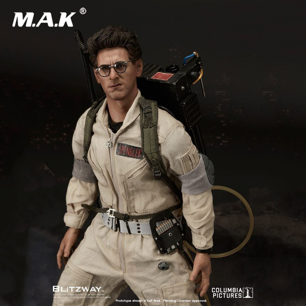 For Collection Full Set Male Action Figure 1/6 Ghostbusters 1984 BW-UMS10103 Egon Spengler Action Figure Model Toys for Gift лампа автомобильная орион h11 33smd