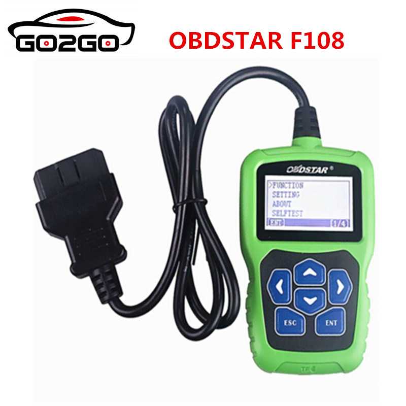 Vente chaude OBDSTAR F108 + PSA CODE PIN Lecture F108 Plus Auto Key Outil de Programmation pour Peugeot/Citroen/ DS